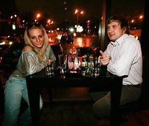 Дарья Сагалова с братом